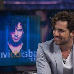 David Bisbal presenta su disco 'Tú y yo' en 'El hormiguero'