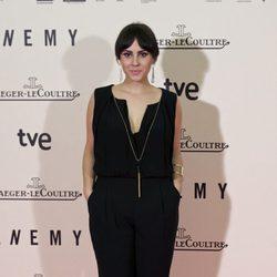 Alba García en el estreno de 'Enemy'