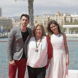 Carmina Barrios presenta 'Carmina y Amén' con Paco y María León en el Festival de Málaga 2014