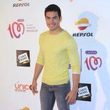 Carlos Rivera en la Noche de Cadena 100 2014