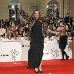 Ángela Molina en el estreno de 'Carmina y Amén' en el Festival de Málaga 2014