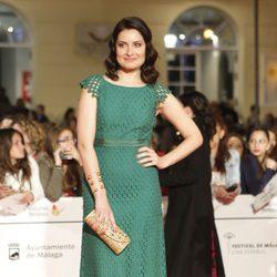 Ledicia Sola presenta 'Los fenómenos' en el Festival de Málaga 2014