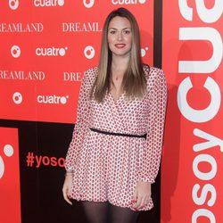 Priscila de Gustin en la fiesta de presentación de 'Dreamland' en Madrid