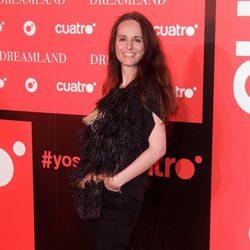 Ana Locking en la fiesta de presentación de 'Dreamland' en Madrid