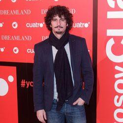 Antonio Pagudo en la fiesta de presentación de 'Dreamland' en Madrid