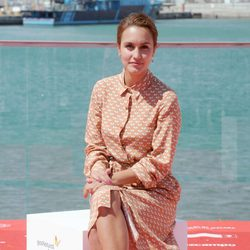 Megan Montaner presenta 'Dioses y Perros' en el Festival de Málaga 2014