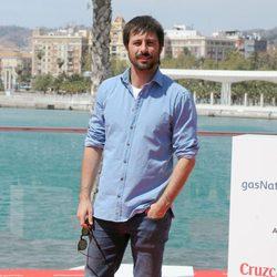 Hugo Silva presenta 'Dioses y Perros' en el Festival de Málaga 2014