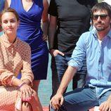 Megan Montaner y Hugo Silva presentan 'Dioses y Perros' en el Festival de Málaga 2014