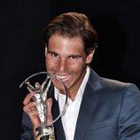 Rafa Nadal, galardonado en los Premios Laureus 2014