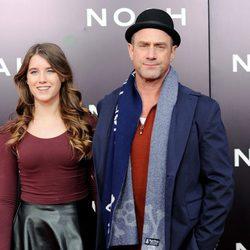 Christopher Meloni en el estreno de 'Noé' en Nueva York