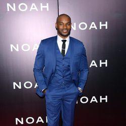 Tyson Beckford en el estreno de 'Noé' en Nueva York