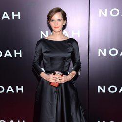 Emma Watson en el estreno de 'Noé' en Nueva York