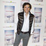 Antonio Rossi en la presentación del libro 'La noche soñada'
