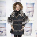 Ana García Lozano en la presentación del libro 'La noche soñada'