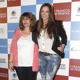 Neus Sanz en el estreno de '2 francos, 40 pesetas'