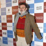 Pablo Carbonell en el estreno de '2 francos, 40 pesetas'