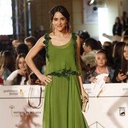 Macarena García en el estreno de 'Todos están muertos' en el Festival de Málaga 2014