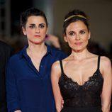 Elena Anaya y Beatriz Sanchís en el estreno de 'Todos están muertos' en el Festival de Málaga 2014