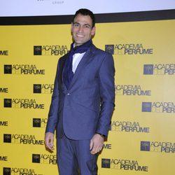 Darío Barrio en los Premios Academia del Perfume 2014