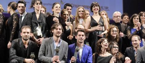 Premiados en el Festival de Málaga 2014