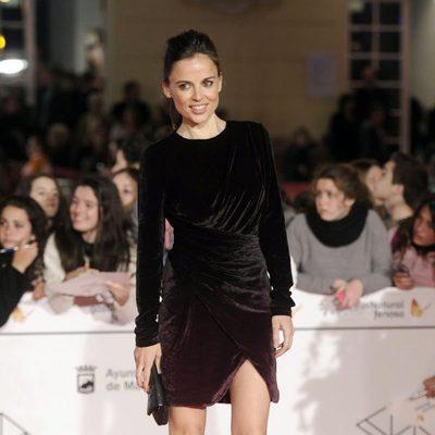 Elena Anaya en la gala de clausura del Festival de Málaga 2014