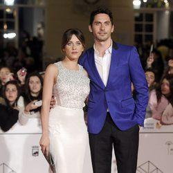 María León y Paco León en la gala de clausura del Festival de Málaga 2014