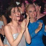 Carlota Casiraghi se divierte en el Baile de la Rosa de Mónaco 2014