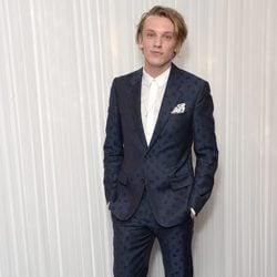 Jamie Campbell Bower en los Premios Empire 2014