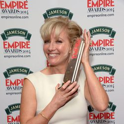 Emma Thompson en los Premios Empire 2014