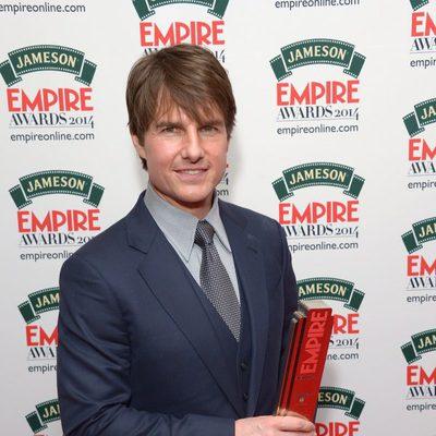 Tom Cruise en los Premios Empire 2014