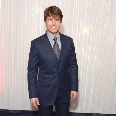 Tom Cruise posa para los medios en los Premios Empire 2014