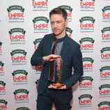 James McAvoy en los Premios Empire 2014