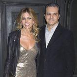 Ramón García y Patricia Cerezo en el 40 cumpleaños de Nieves Álvarez