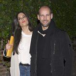Gonzalo Miró y Ana Isabel Medinabeitia en el 40 cumpleaños de Nieves Álvarez