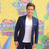 Nathan Kress en los Kids Choice Awards 2014