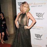 Kesha en la 60ª gala de la Sociedad Protectora de Animales