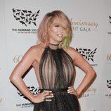 Kesha recuperada en la 60ª gala de la Sociedad Protectora de Animales