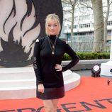 Laura Whitmore en la premiere de 'Divergente' en Londres