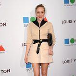 Chloe Sevigny en la fiesta del 35 aniversario del MOCA de Los Angeles