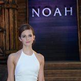 Emma Watson en la premiere de 'Noé en Londres