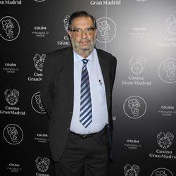 Enrique González Macho en una fiesta celebrada en el Casino Gran Madrid