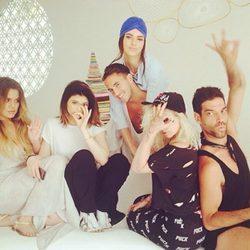 Familia Kardashian de vacaciones el Tailandia
