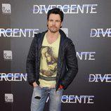 Octavi Pujades en el estreno de 'Divergente' en Madrid