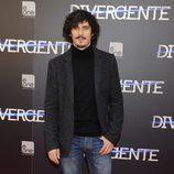 Antonio Pagudo en el estreno de 'Divergente' en Madrid