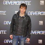 Bernabé Fernández en el estreno de 'Divergente' en Madrid