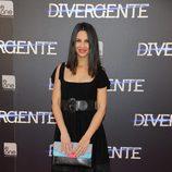 Xenia Tostado en el estreno de 'Divergente' en Madrid