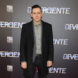 Luis Miguel Seguí en el estreno de 'Divergente' en Madrid