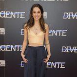 Silvia Alonso en el estreno de 'Divergente' en Madrid