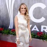 Carrie Underwood en los premios CMA 2014