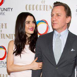 Rachel Weisz y Daniel Craig acudena a la Gala 'Night of Opportunity'
